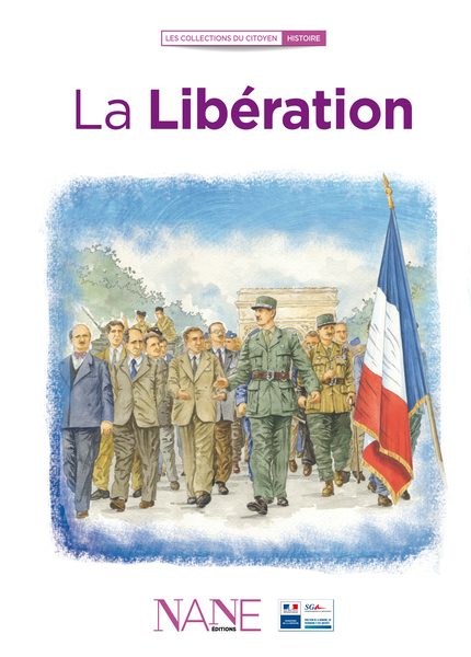 La Libération - Emeline Vanthyune - NANE EDITIONS