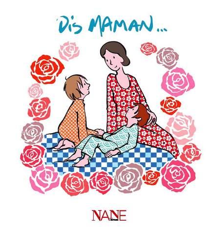 Dis Maman... - Sarah Dauchy, Anne de La Brunière - NANE EDITIONS